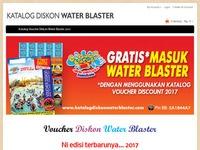 Water Blaster (Penjualan Katalog)